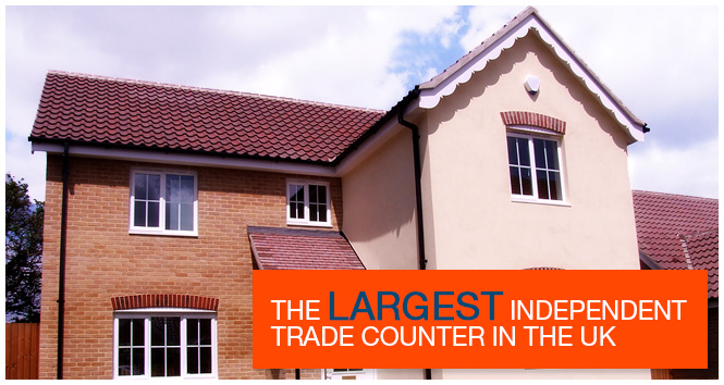The LARGEST Independent Trade Counter in The UK